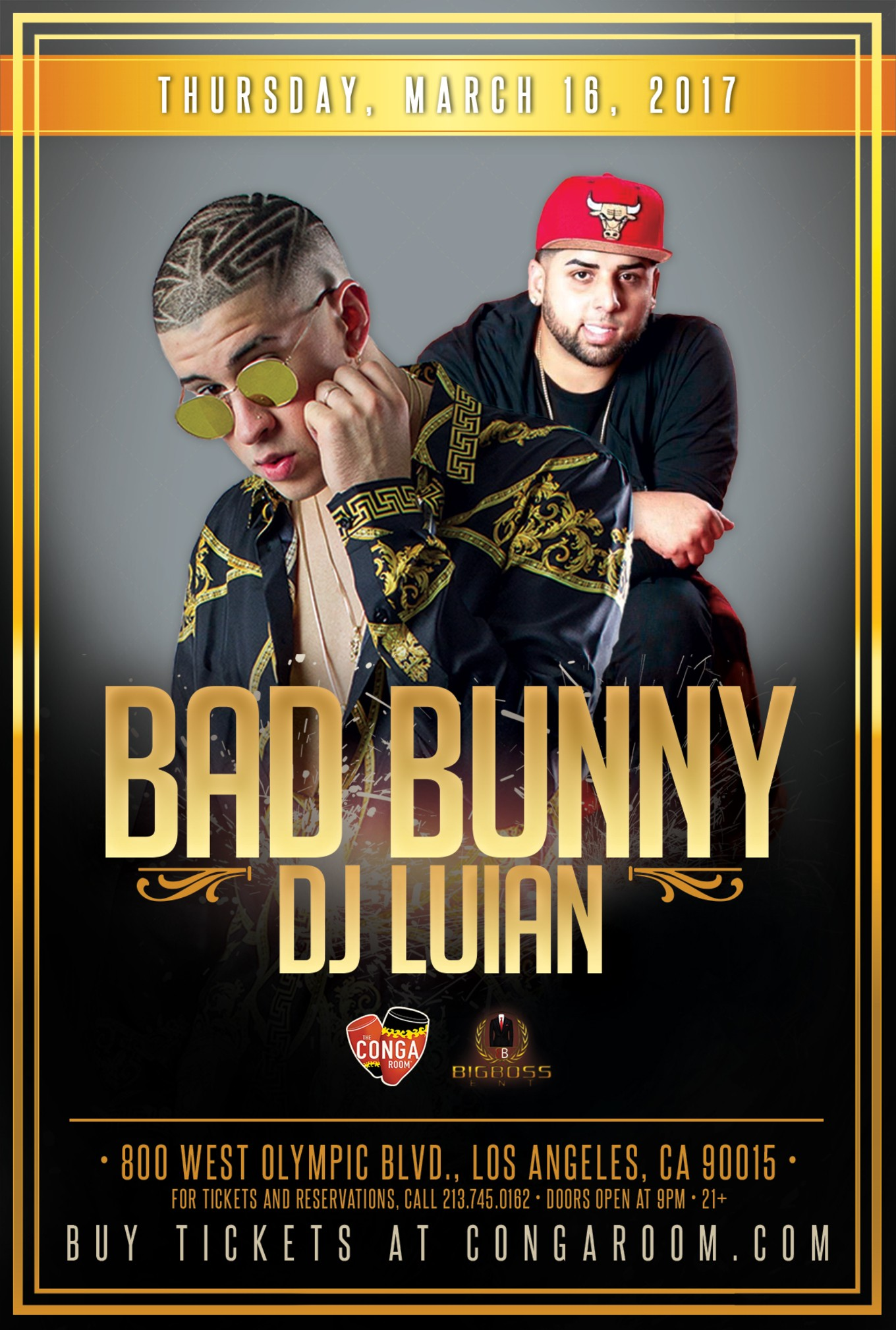 bad bunny dj luian kesta happening la. Black Bedroom Furniture Sets. Home Design Ideas